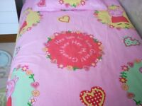 PEPPA PIG SINGLE DUVET
