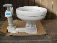 Jabsco boat toilet