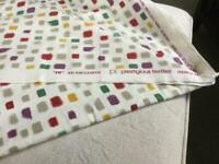 Fabric (Upholstery). Pip. (Marmalade). P&P inc in price.