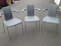Retro/Vintage Kinnarps Chairs with arms