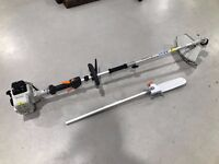 26cc Multi tool, strimmer and Power Pruner (Ex showroom)