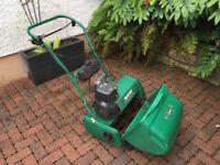 Qualcast Classic 43s petrol lawn mower