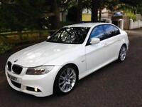2009 BMW 318i M Sport Brand new engine Warranty