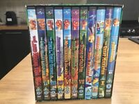The land before time dvd collection