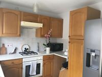 Solid Oak Kitchen for sale... Including oven, hob, extractor fan ... Free