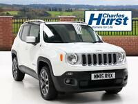 Jeep Renegade M-JET OPENING EDITION (white/black) 2015-05-29