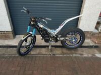 Sherco 290 Trials Bike in great condition.