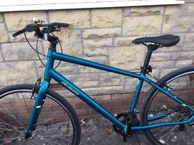 Specialized Alibi Hybrid bike- Medium Hardly used