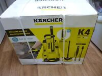 Karcher K4 Full Control Home Pressure Washer brand new sealed boxed