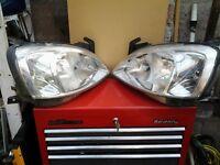 Vauxhall corsa headlights