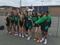 Make friends at a SOCIAL NETBALL for all adults
