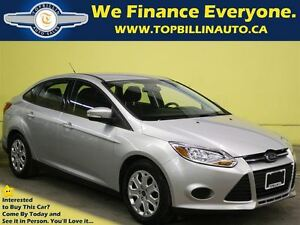 2012 Ford Focus Only 50K, $74 Bi-weekly, Heated Seats