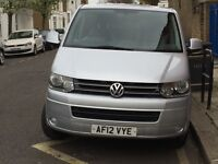 Volkswagen transporter shuttle 2.0 Diesel Manual Minibus year MOT & PCO, Mint Condition HPI Clear