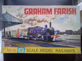 GRAHAM FARISH GOODS SET SPECIAL COLLECTORS TRAIN PACK - NEW