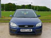 FORD FOCUS AUTOMATIC 2007 5DOOR LX MOT TILL11/3/2019 11 SERVICES HPI CLEAR EXCELLENT CONDITION