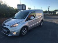 2014/14 Ford Transit Connect✅Low Miles✅1.6 Tdci✅Silver✅Limited✅No Vat