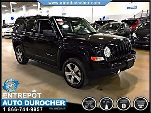 2016 Jeep Patriot HIGH ATTITUDE AUTOMATIQUE TOIT OUVRANT CUIR AW