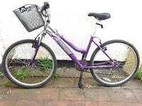 Women's Bicycle Stealth Beachcomber MTB Bike, All Working