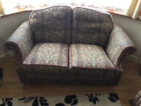 2x 3 seater large sofas +2 seater