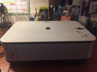 Canon PIXMA MP250 Inkjet Printer/Scanner
