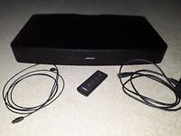 BOSE Solo Sound bar