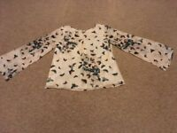Pretty maternity tops and dresses - size 10
