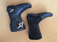 Alpine Stars SMX-4 women's motorcycle boots