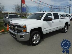 2016 Silverado 2500HD LTZ - Crew - Leather - Sunroof - Tow Pkg