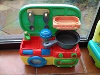Mini toy keep kitchen