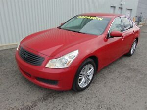 2007 Infiniti G35X CUIR*AUTOMATIQUE*MAGS
