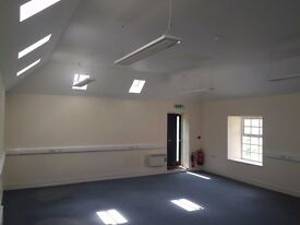 Open plan office suite to Let- 591 sqft. Flexible lease terms available, must view.