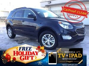 2017 Chevrolet Equinox LT AWD (Heated Seats, Remote Start, Nav)