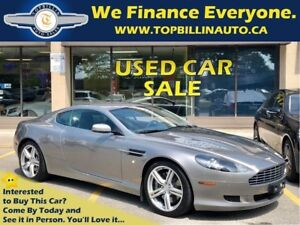 2009 Aston Martin DB9 with 36 Months or 60K kms Warranty