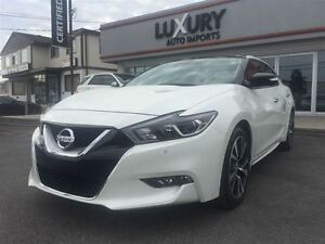 2016 Nissan Maxima SL-NAVIGATION-PANORAMIC ROOF-CAMERA