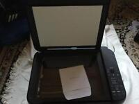 Printer & scanner canon working without ink £6