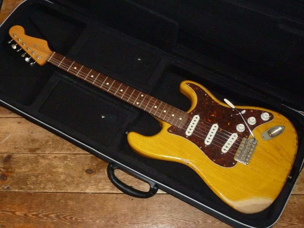 Nash USA Relic 60s Stratocaster with Lollar pickups 2012 | in Isleworth,  London | Gumtree