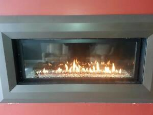 Linear Fireplace Clearance!