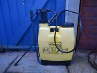 Kercher Weed Sprayer, fully functioning, £15.00, collection only