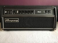 AMPEG SVT-CL Classic 300W New Valves Bass Amp Head RRP £1737