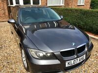 BMW 320D 07 plate very good condition