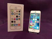 Apple Iphone 5s-16GB-ON EE/ORANGE/T-MOBILE