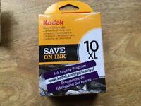 Kodak 10BXL genuine ink cartridges