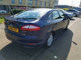 Ford mondeo automatic 2010 2.0 diesel zetec pco