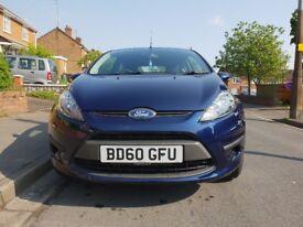 Ford Fiesta 25K, Main Dealer FSH, Long MOT, LOW Mileage, Great Condition