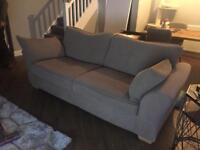 2x Next sofas - 2 & 3 seater