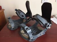 Salomon S2 Snowboard Bindings Size Med/Large