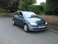 Vauxhall Corsa 1.2 16v Comfort 5 Door