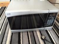 Silver logic microwave