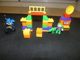 Lego Duplo The Joker Challenge Complete Set