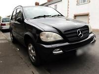 {LOW MILLAGE!} Mercedes Benz ML 270 {PERFECT CONDITION} 7 SEATER